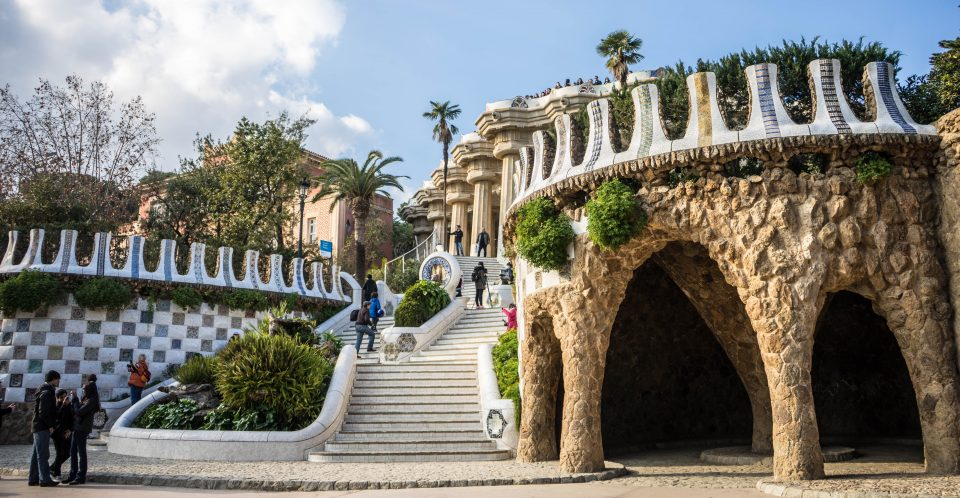 guell-park-Barcelona