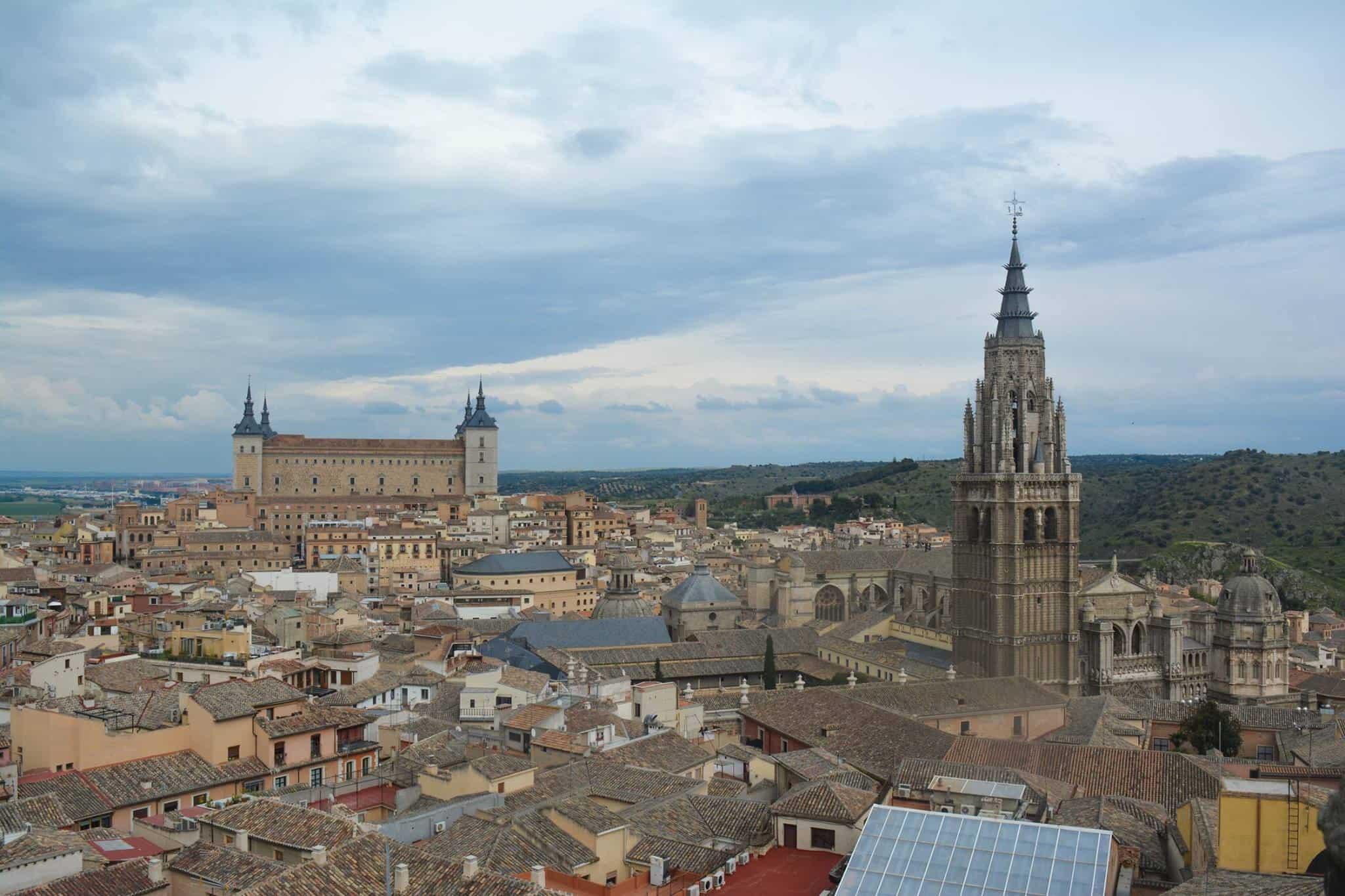 Iglesia Jesuita Toledo