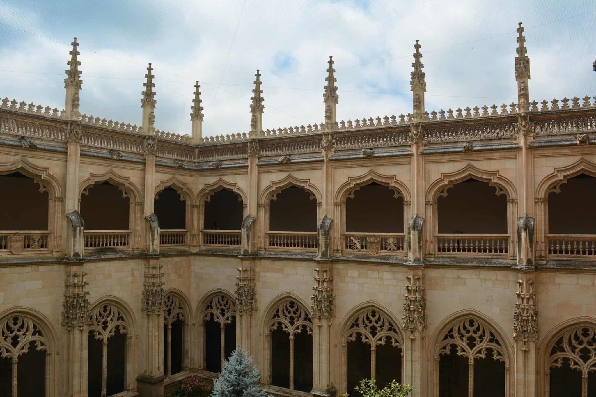 16. Monasterio de San Juan de los Reyes