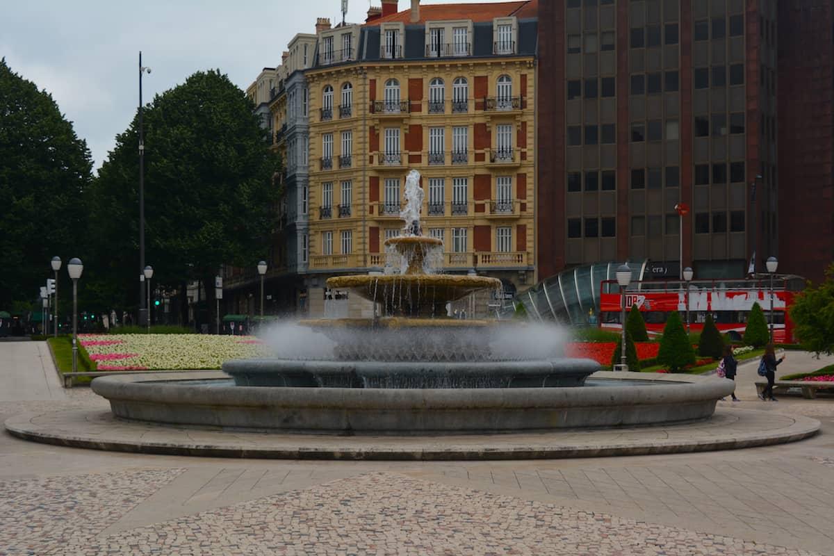 La Plazade Moyua