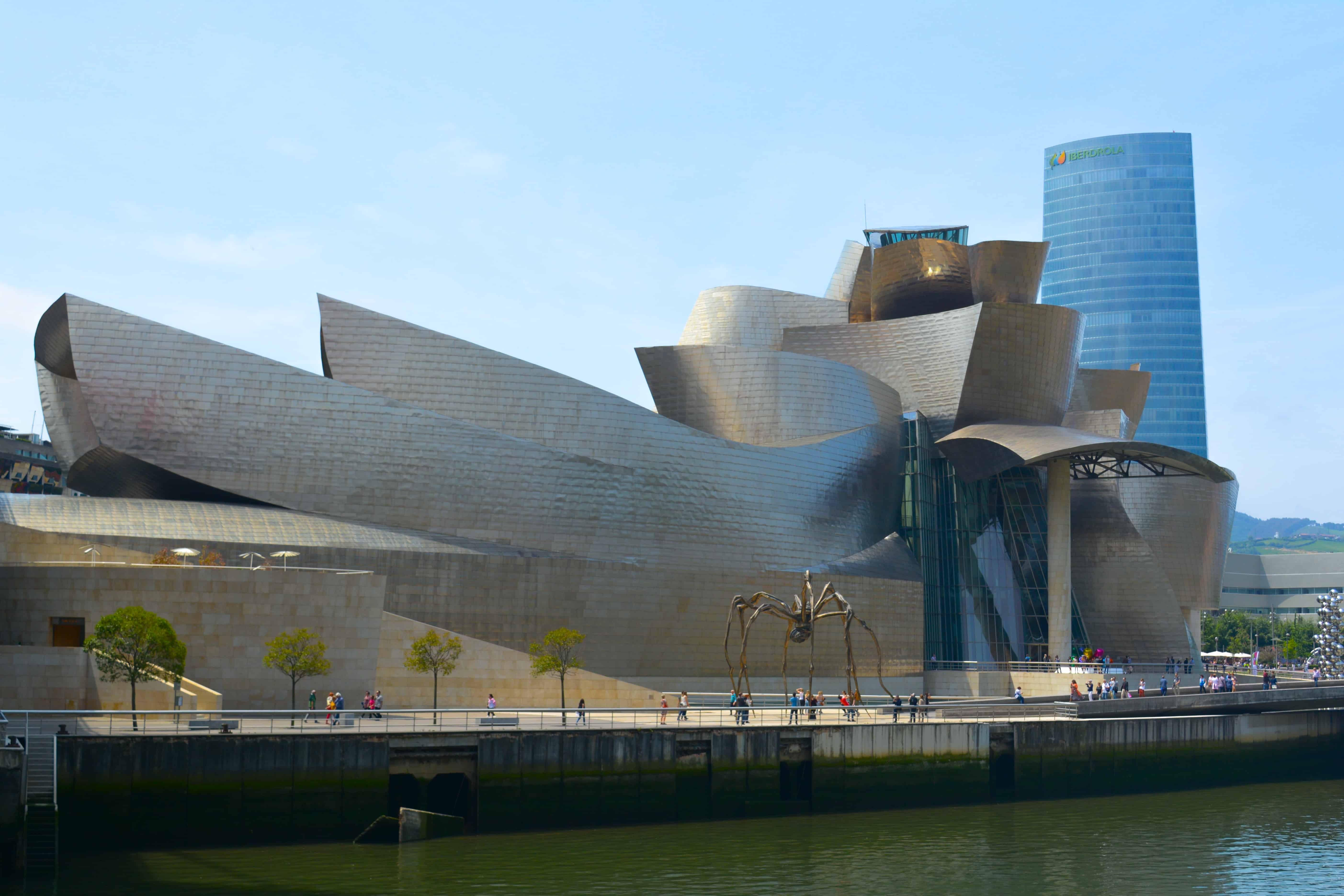 El Museo BilbaoGuggenheim