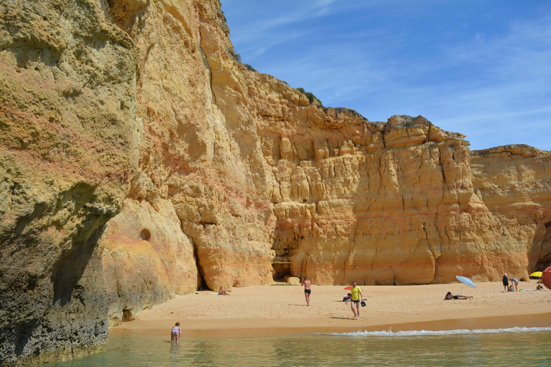 Playa Albandeira