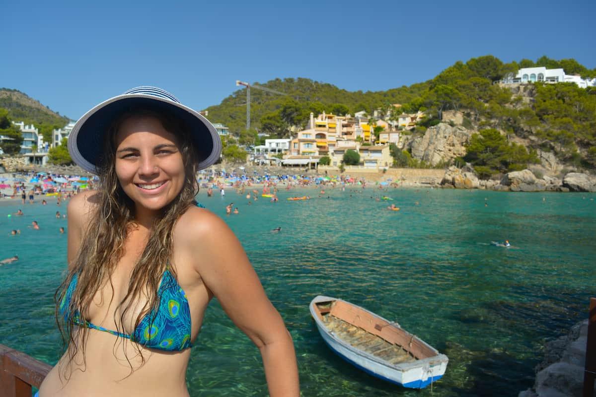 Menorca en la playa