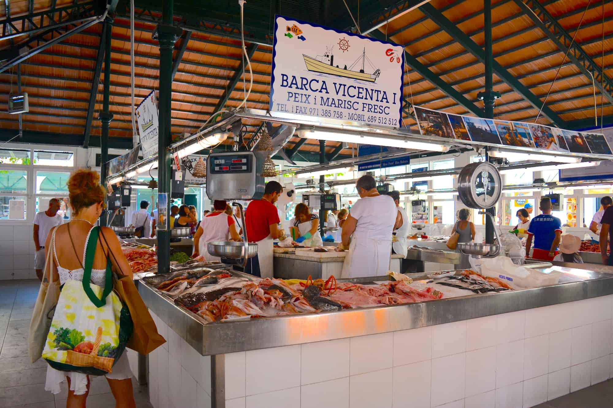 Mercat Menorca