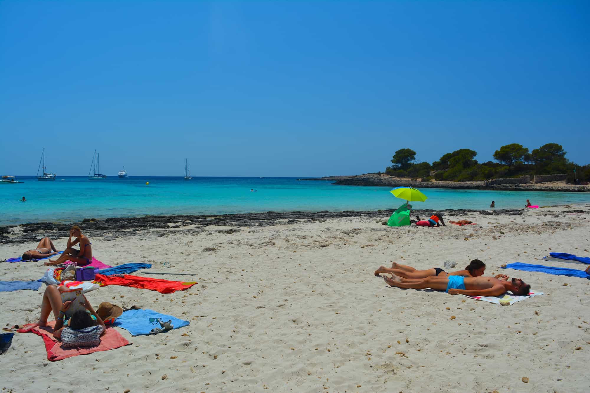 Son Saura Menorca