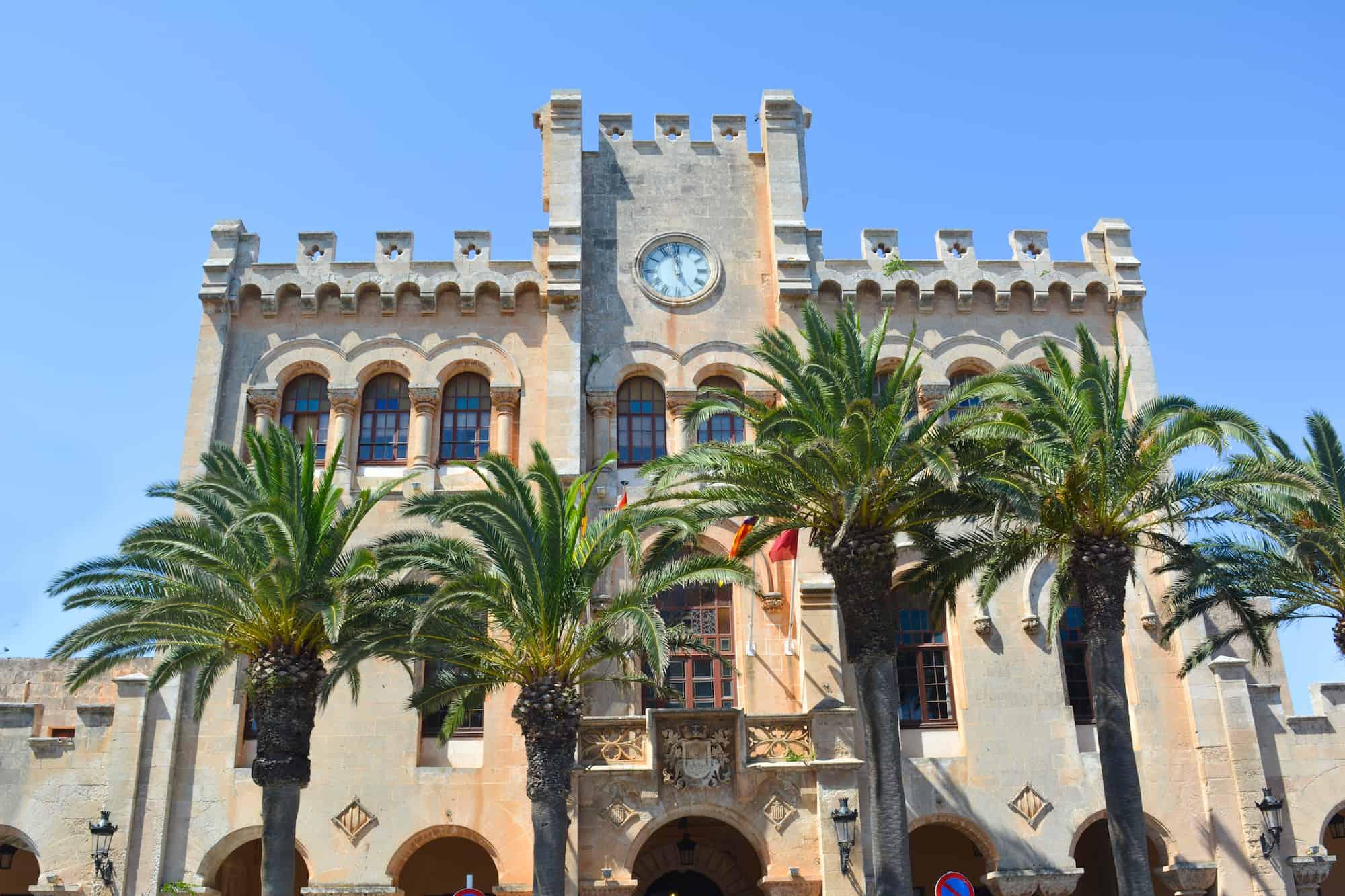 Town Hall Minorca
