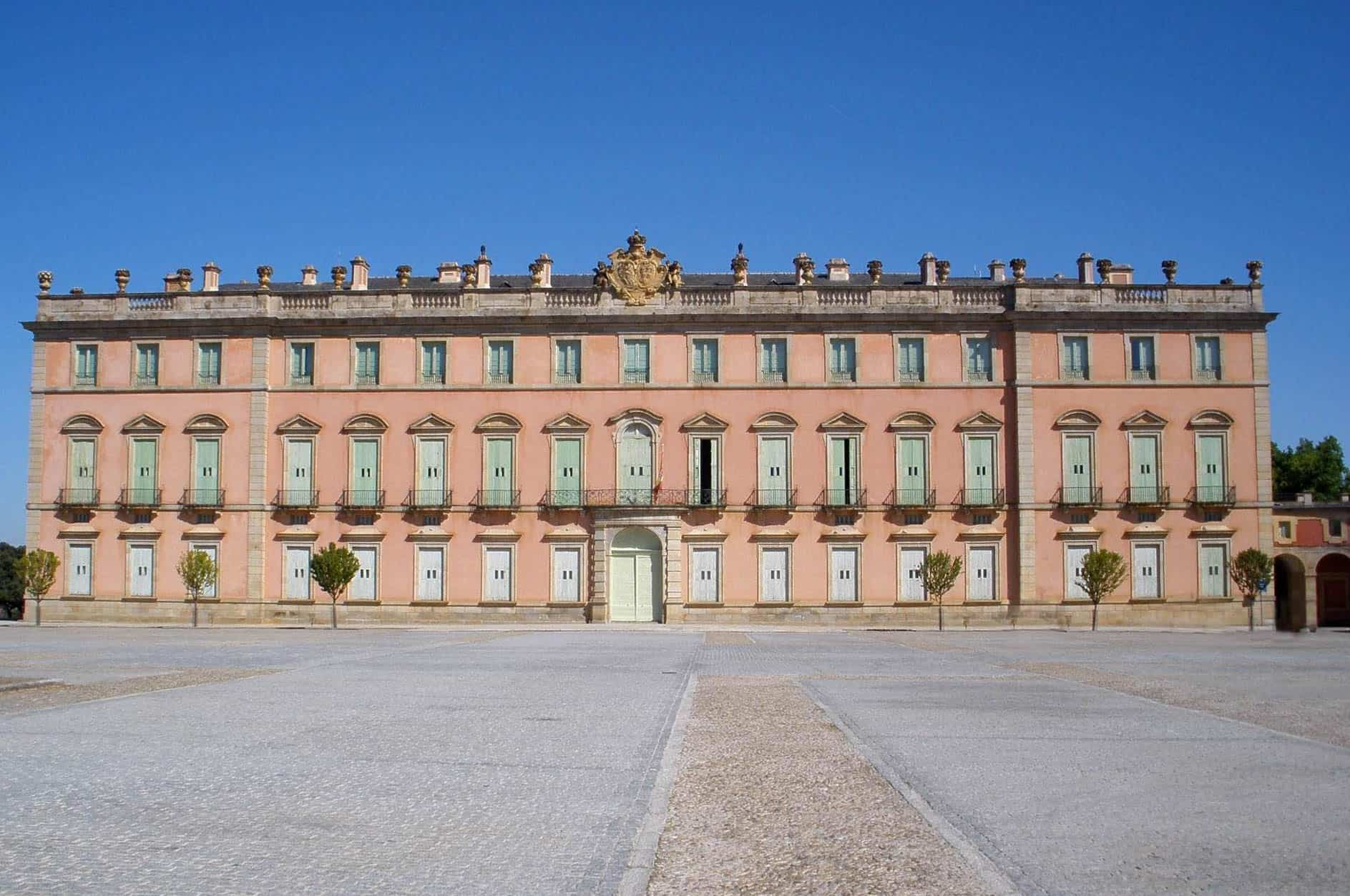 Royal Palace of Riofrío