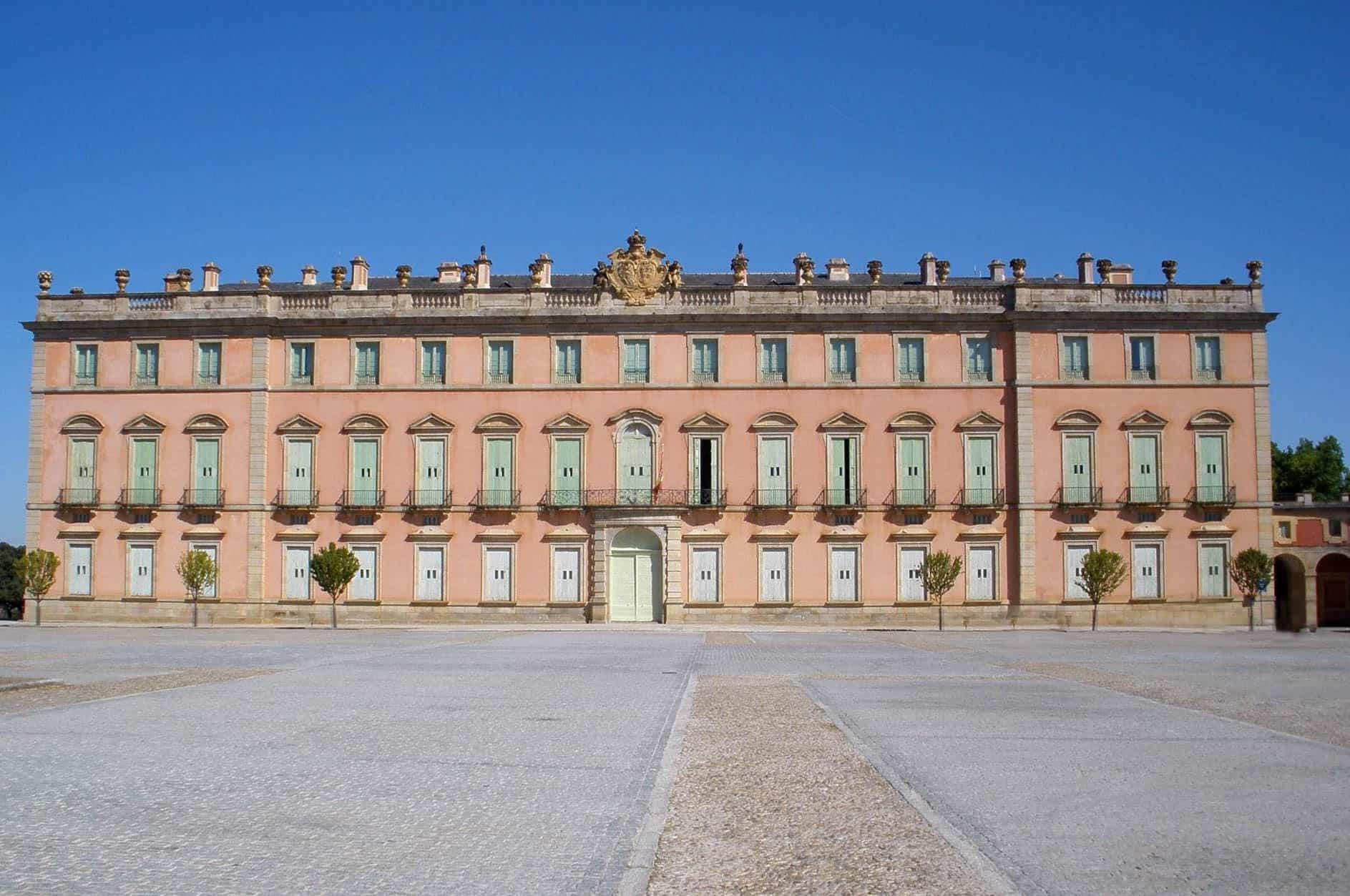 Royal Palace of Riofrío