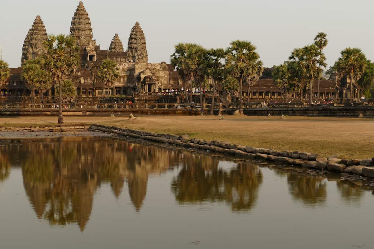 Templo deAngkor Wat