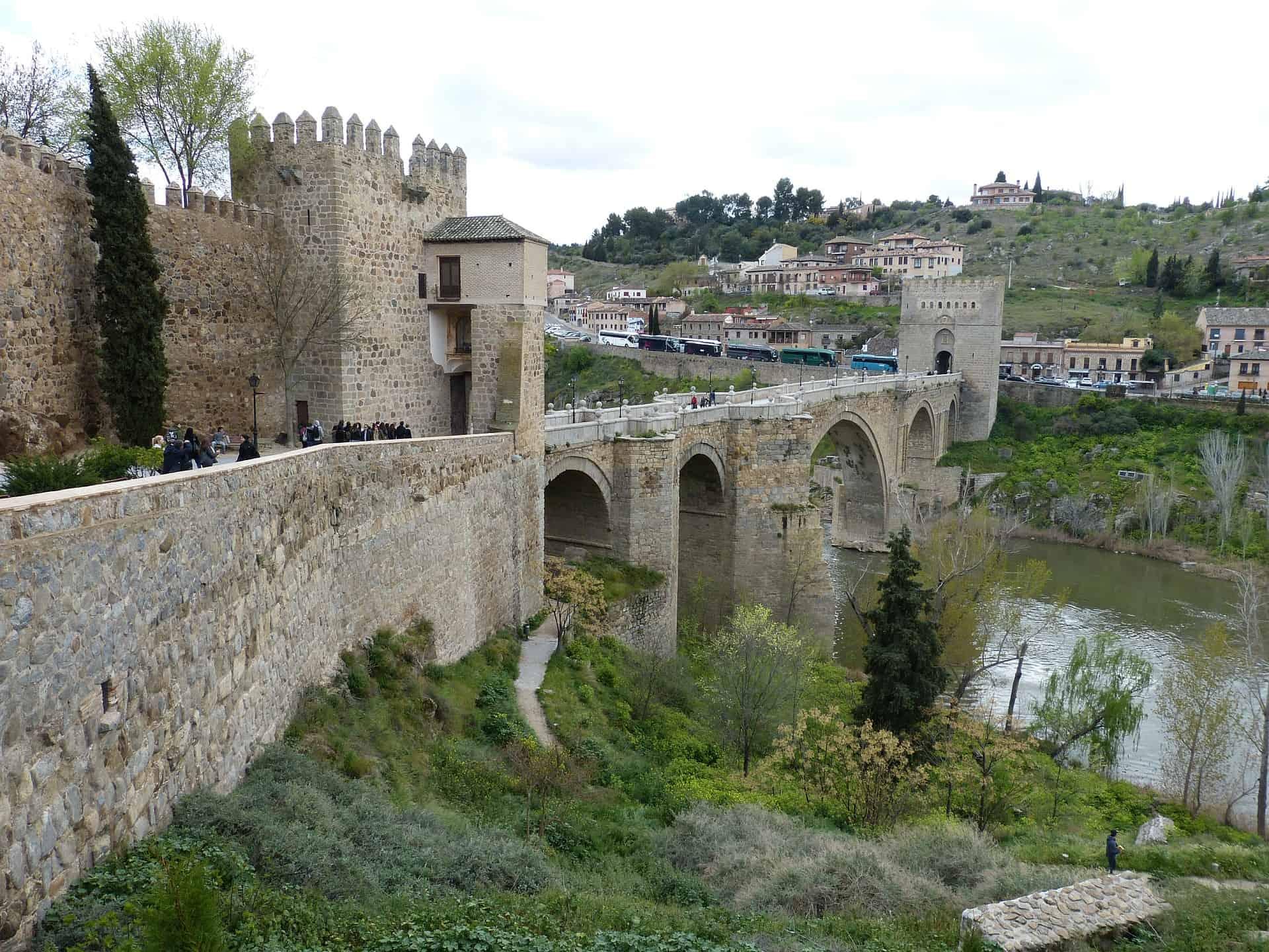El Puente de San Martin