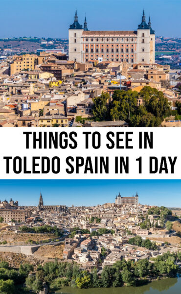 things to see in toledo spain in 1 day
