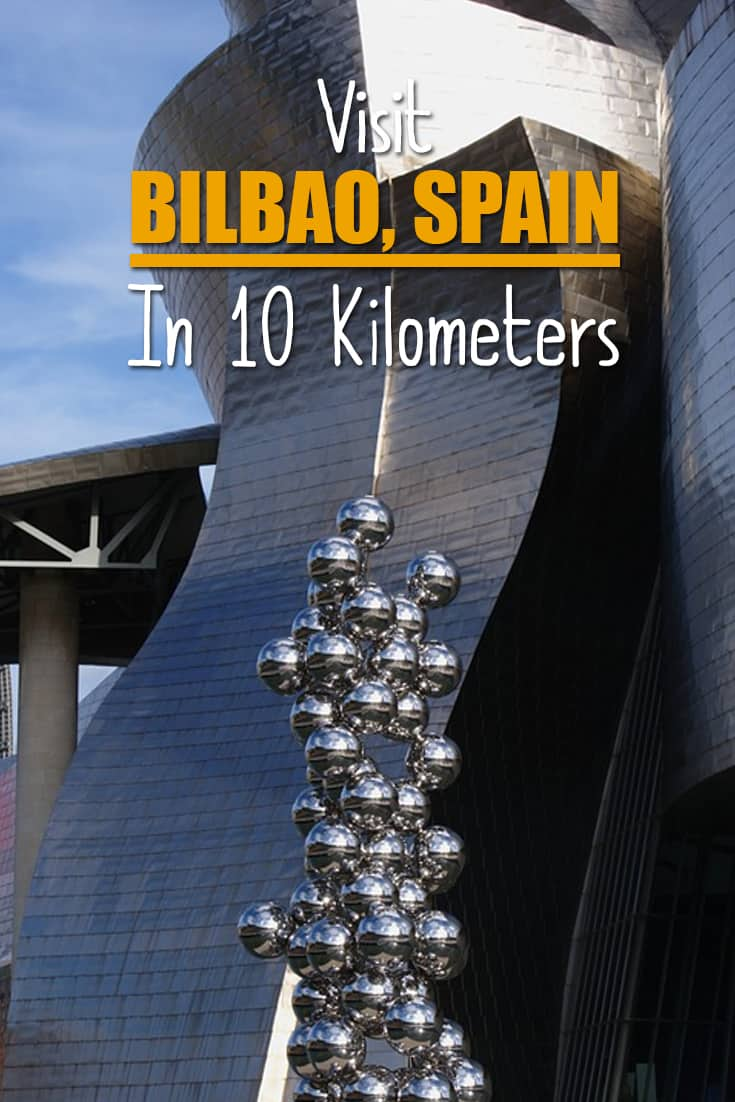 What to do and see in Bilbao