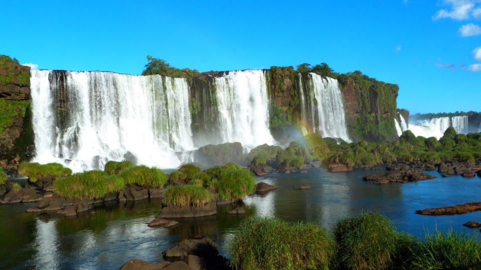 How to get to Iguazu Falls from Brazil