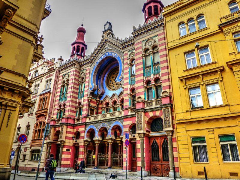 Qué Hacer y Visitar En El Barrio Judío (Josefov) de Praga, República Checa
