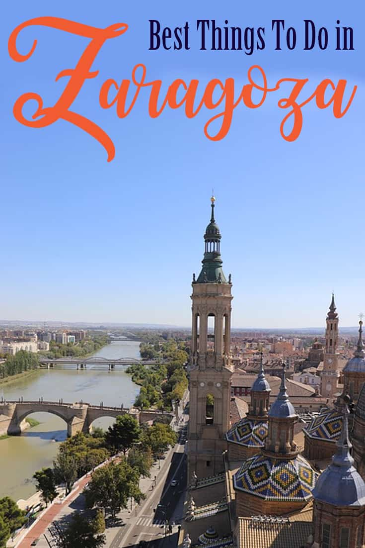 Best thing to do in Zaragoza