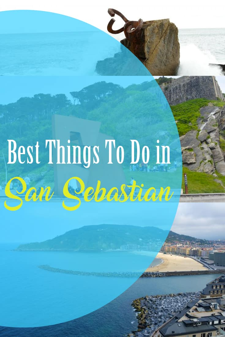 Best things to do and see in San Sebastian