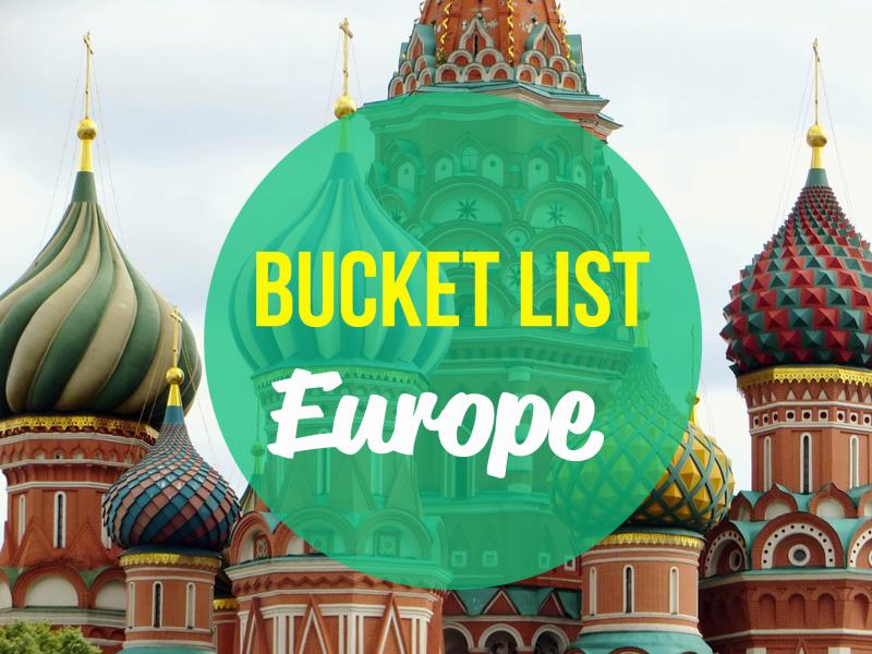 BucketlistEurope