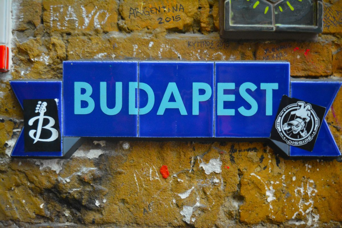 Budapest, Hungary Walking Guide in 14km