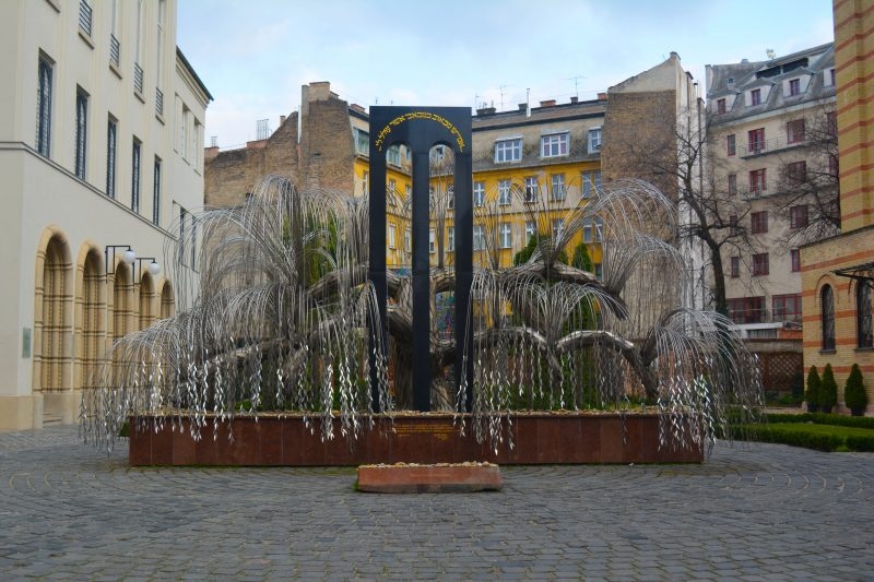 Memorial of the Hungarian Jewish Martyrs, Budapest