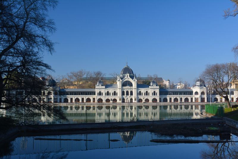 Városliget City Park Budapest
