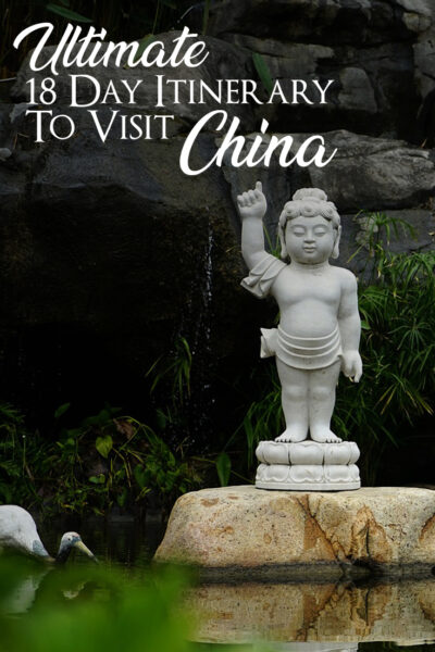 The complete itinerary to see the best of China in 18 days