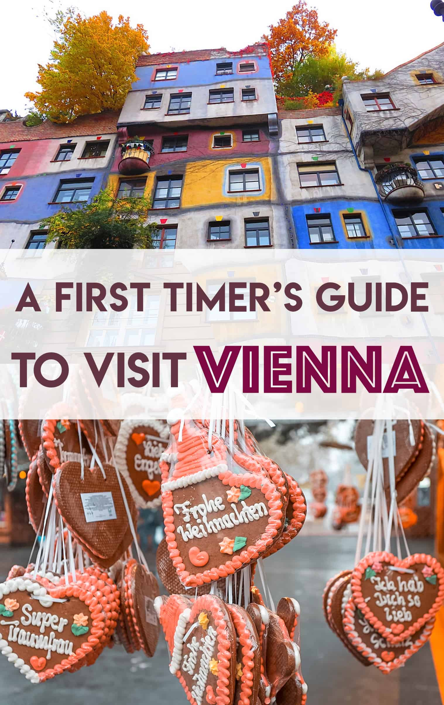 First Timers Guide to visit Vienna