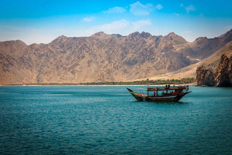 Musandam Khasab Day Trip