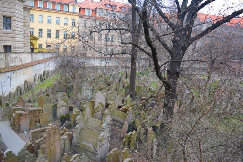 Old Jewish Cemetery of Prague