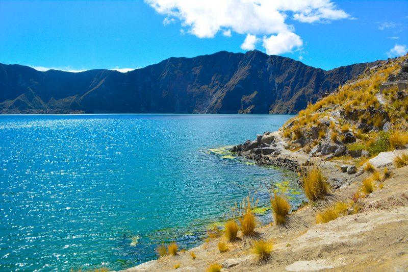 quilatoa-lake