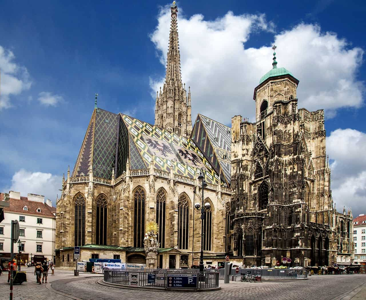 St. Stephen's Cathedral Vienna