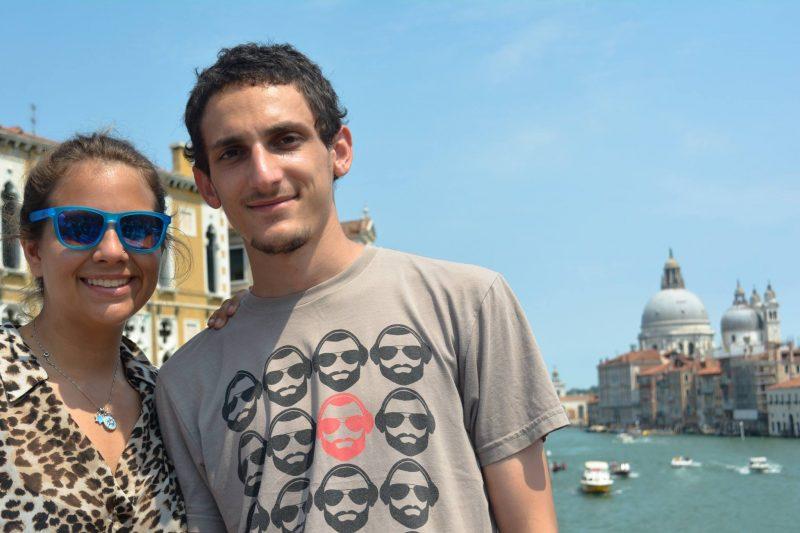 Pasear por Venecia