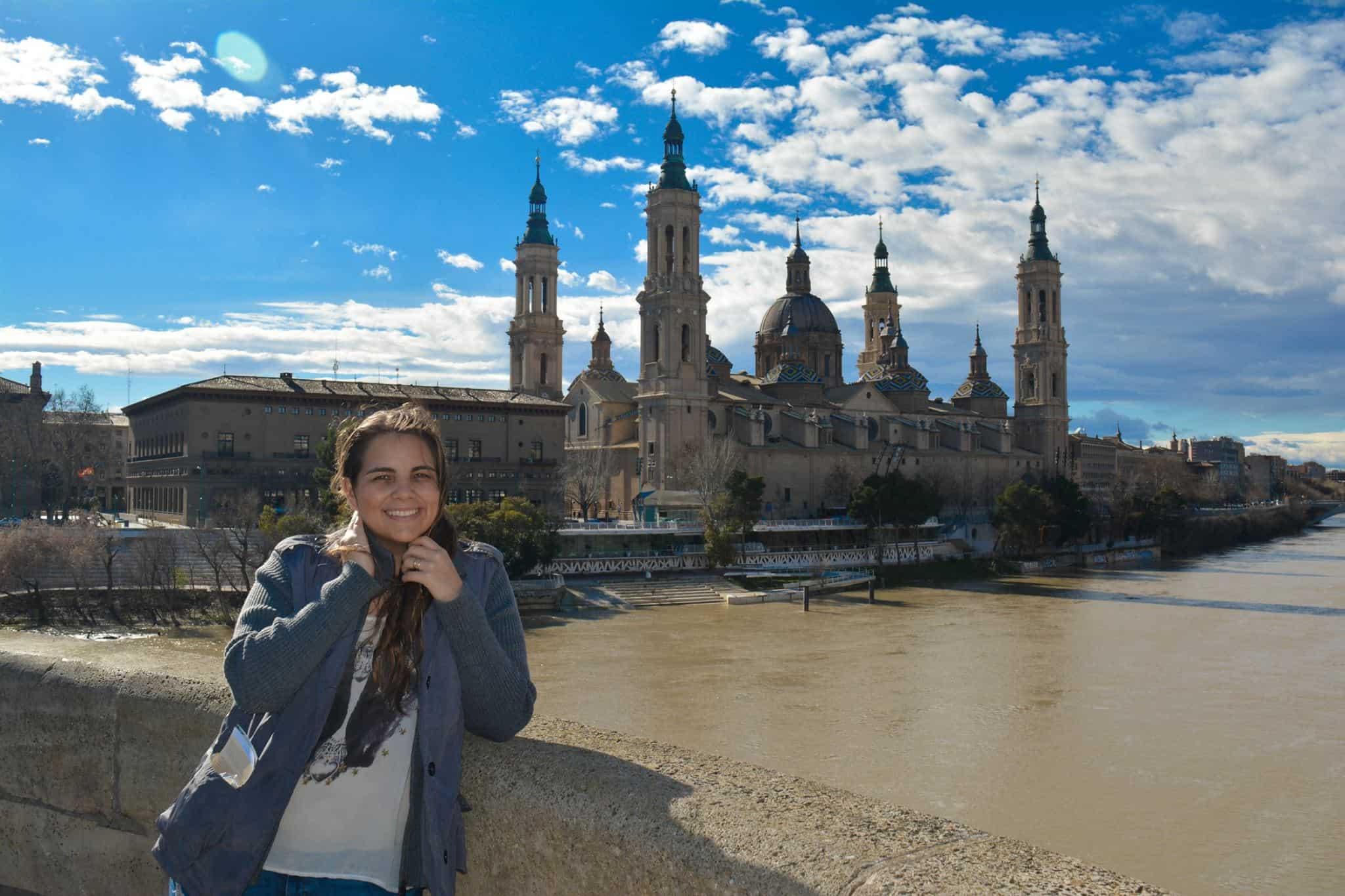 Puente de la Piedra, Zaragoza Spain