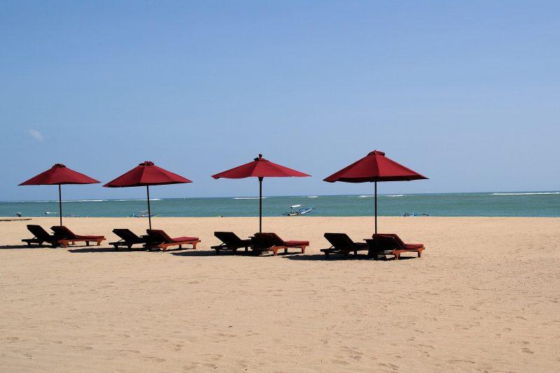 Bali es uno de los destinos para viajar en pareja
