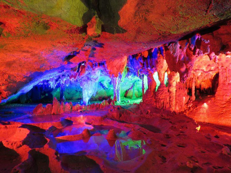 Cuevas Guilin