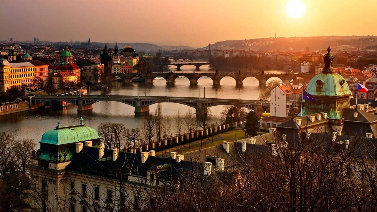 Praga en Republica Checa