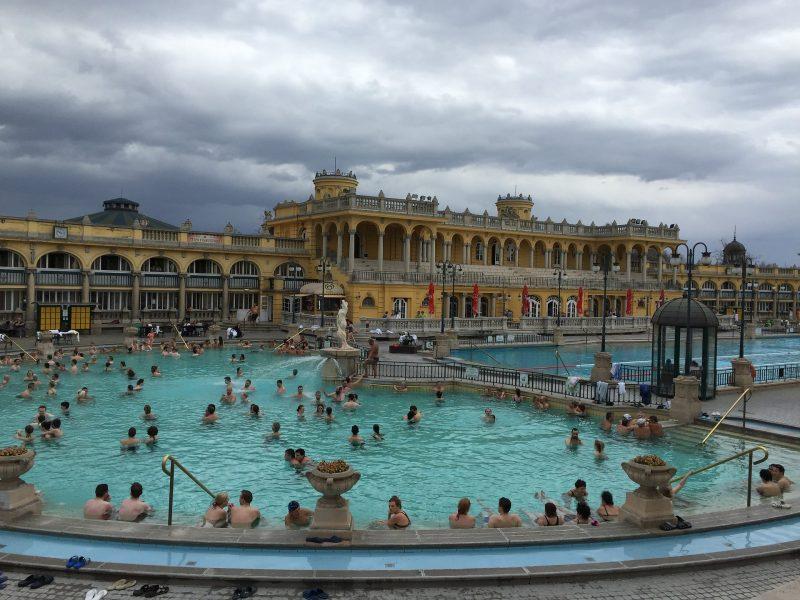 Széchenyi Thermal Baths Budapest