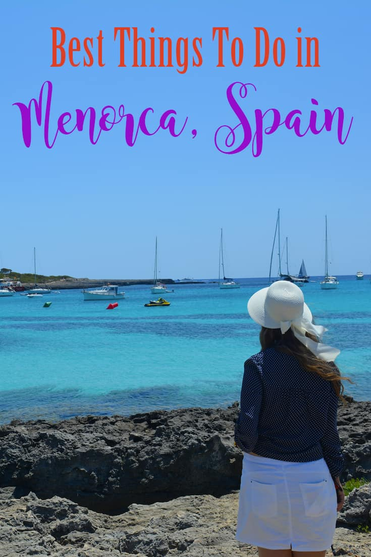 Best things to do in Menorca in one day