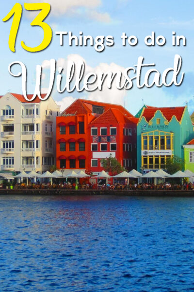 13 Things to do in Willemstad