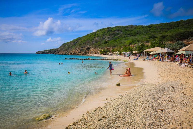 Take a stroll along Playa PortoMari