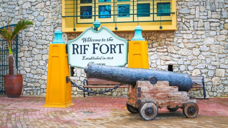 Visitar el Fuerte Rif