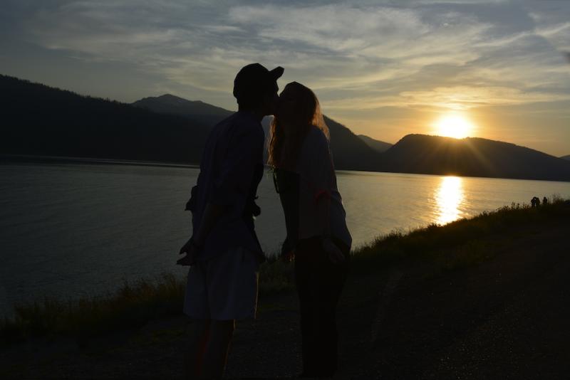 Lleva un trípode para fotos como parejas - Tomar Buenas Fotos de Viaje