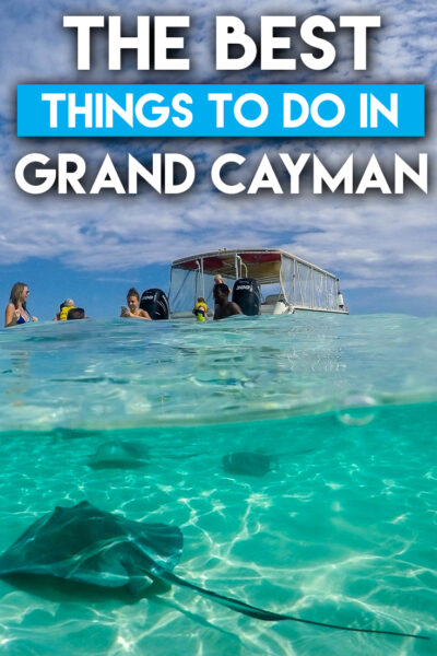 The best things to do in Grand Cayman in one day.