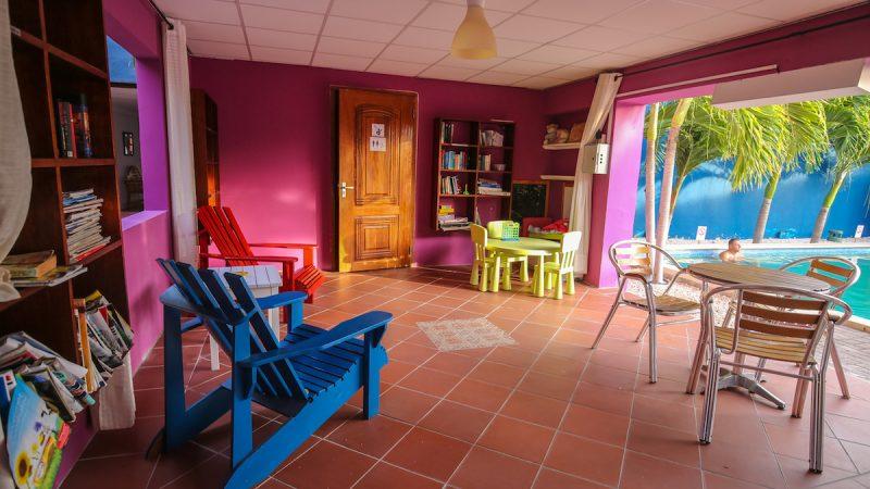 social areas-ritz-village-curazao