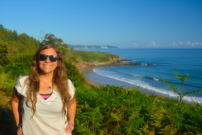 camino-de-santiago-ruta norte- playa