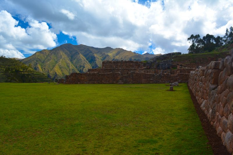 Walk around Chinchero