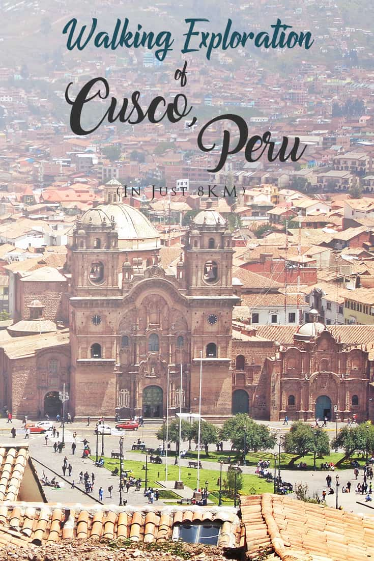 With an altitude of 3.400 meters Cusco is spectacular in every aspect. Ancient Inca Ruins, beautiful churches and wonderful food - there is little you will miss here!