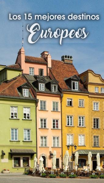 Lugares Para Visitar En Europa