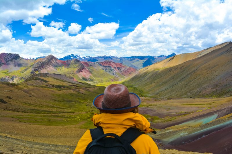 Tips for Hiking Rainbow Mountain in Peru + How to get to Vinicunca