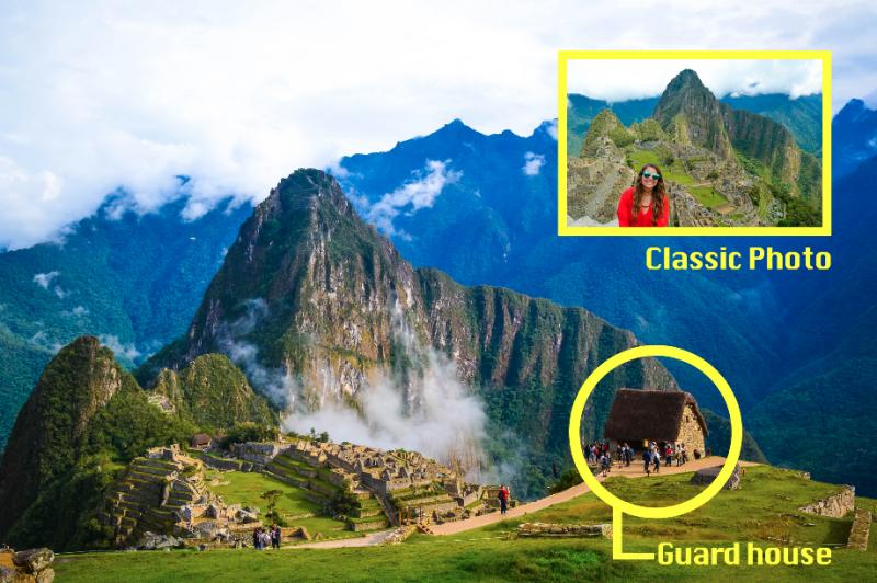 Machu Picchu instructions