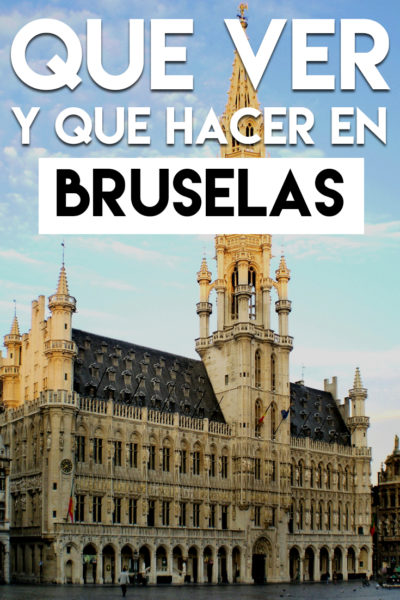 Que ver y que hacer en Bruselas